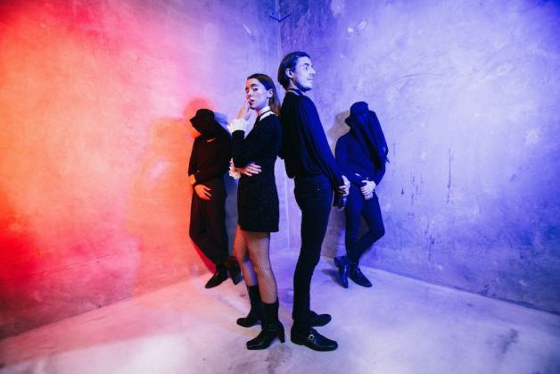 CONFIDENCE MAN - Press Shot A - High Res