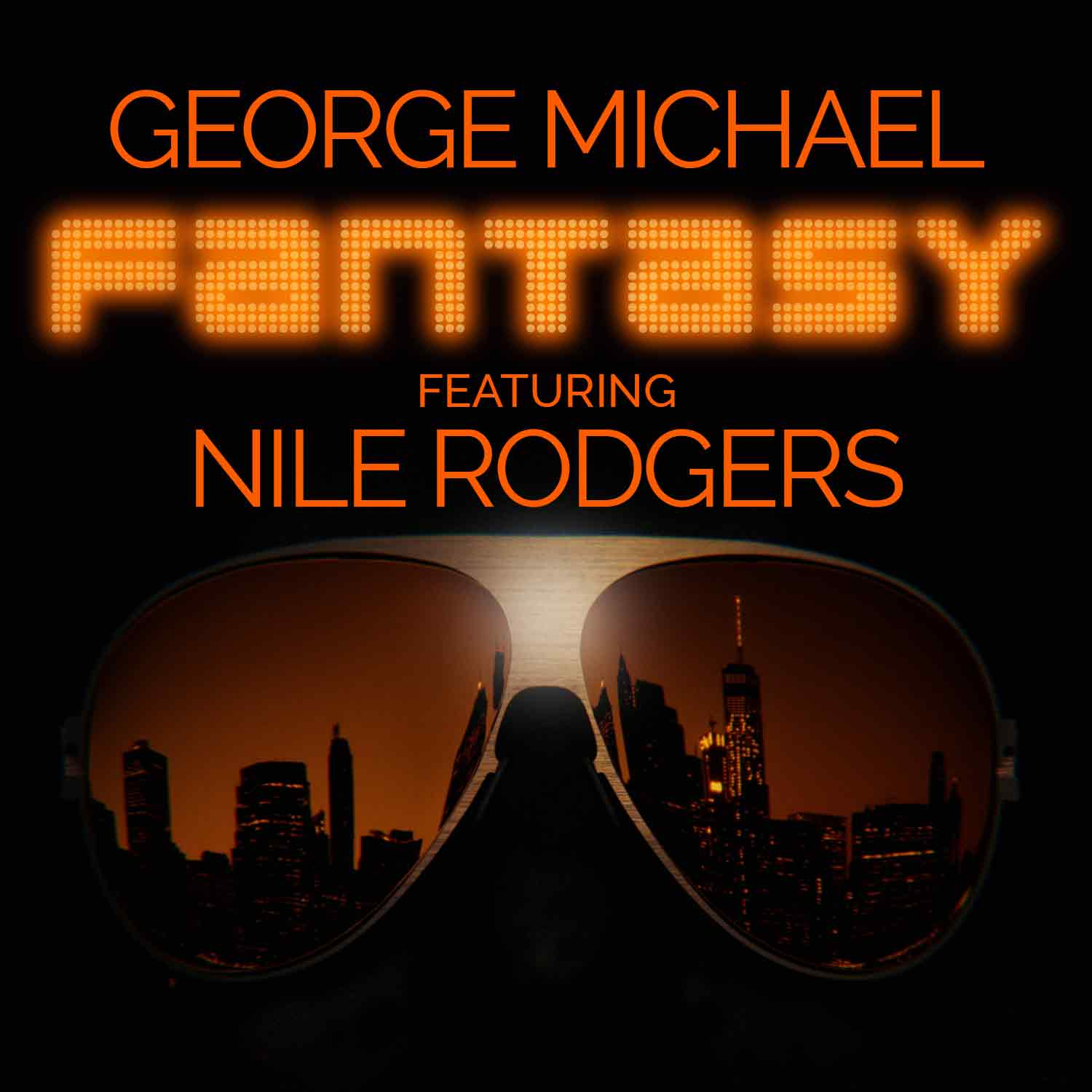 George Michael feat. Nile Rodgers – Fantasy (2017)