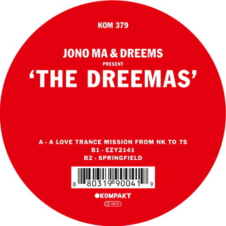 Jono Ma & Dreems – I Can't Stop My Dreaming (Of You)