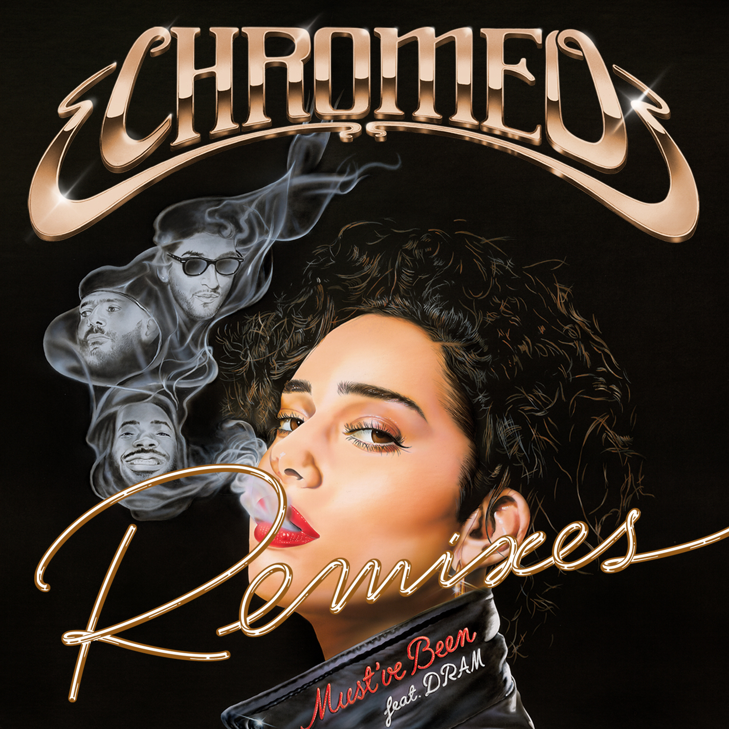 Chromeo – Must've Been (feat. DRAM) [CID Remix]