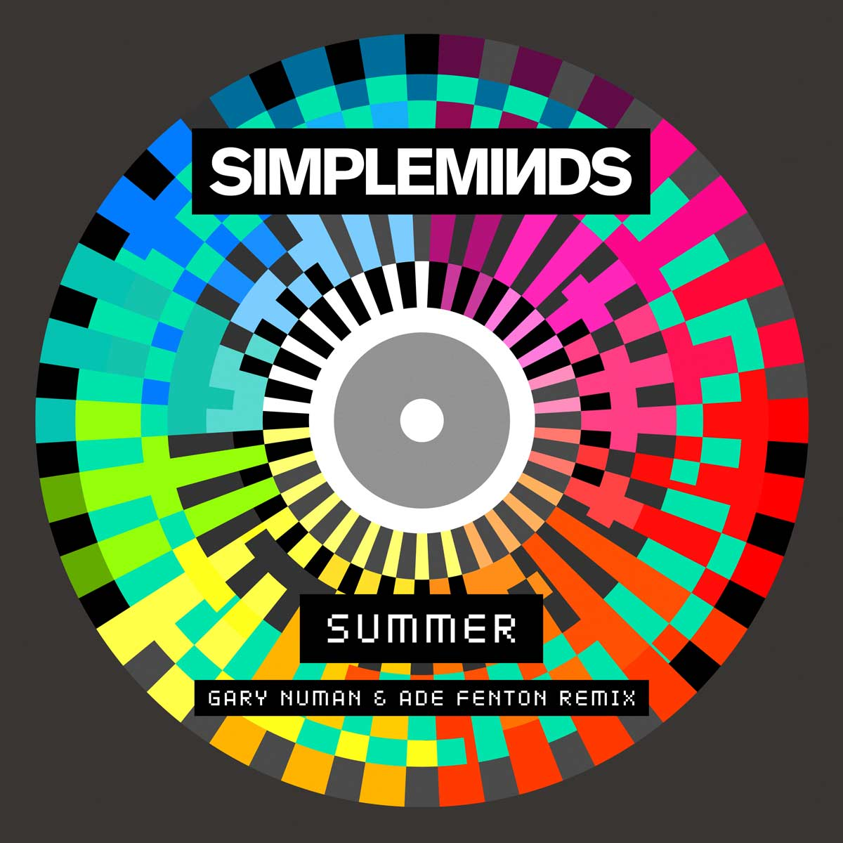 Simple Minds – Summer (Gary Numan Remix)