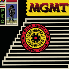 MGMT – James (Sonic Boom Remix – Official Audio)