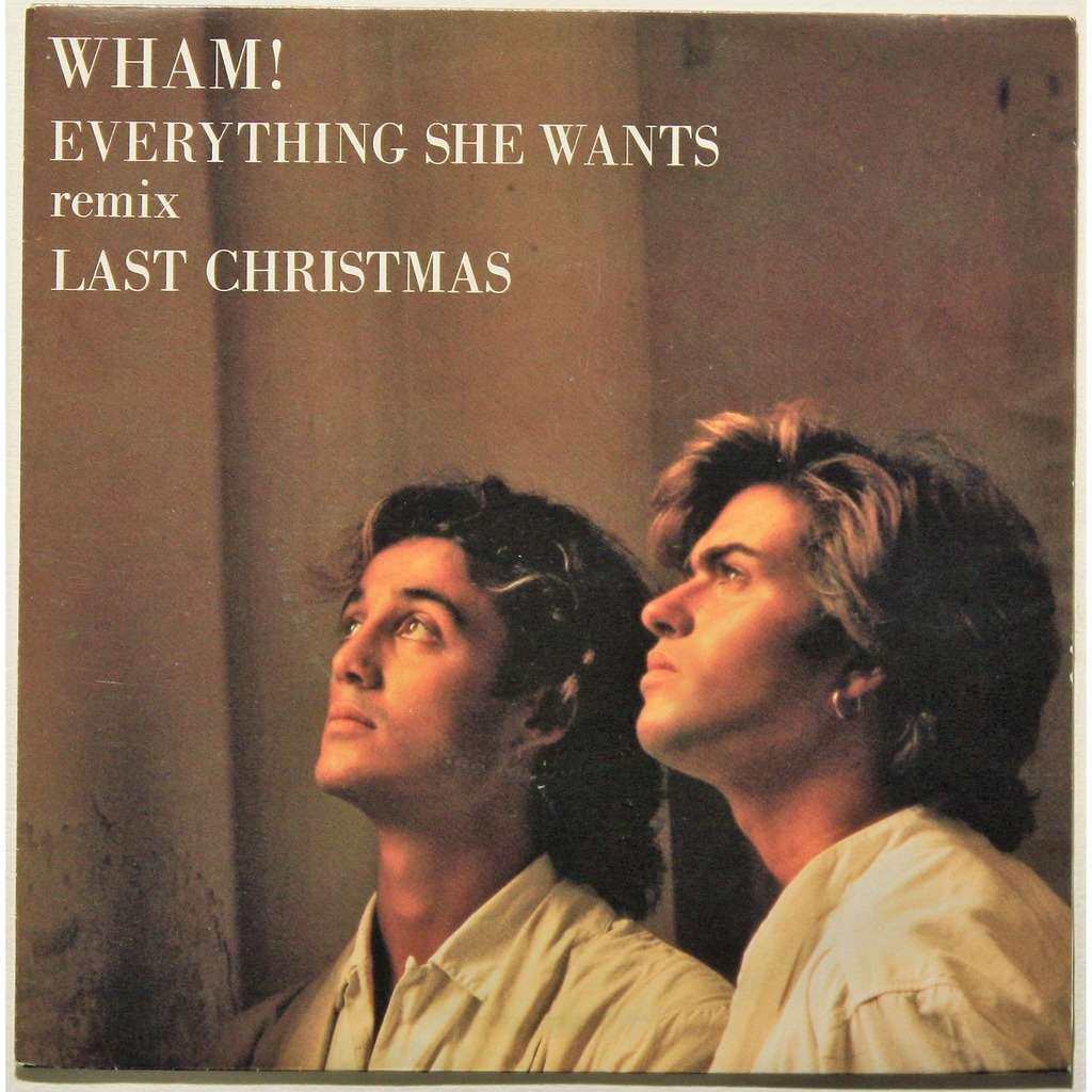 Wham! – Everything She Wants (Remix)