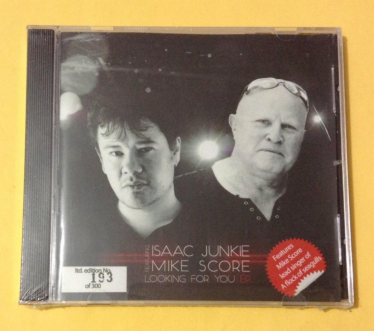 A Flock of Seagulls – I Ran (Isaac Junkie Remix)