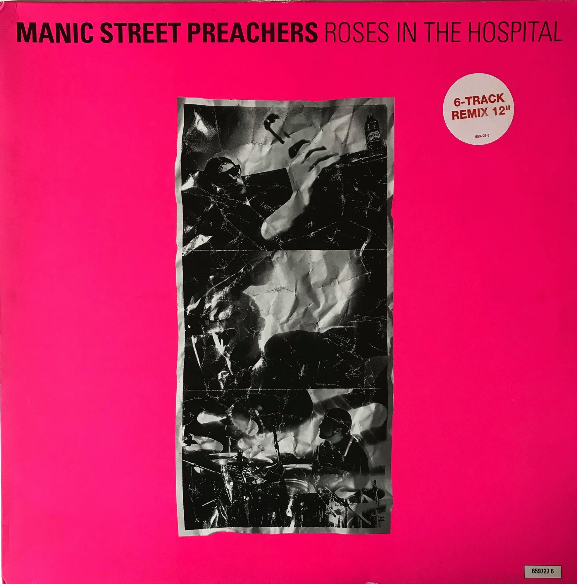 Manic Street Preachers – Roses In The Hospital (Ashley Beedle Dub)