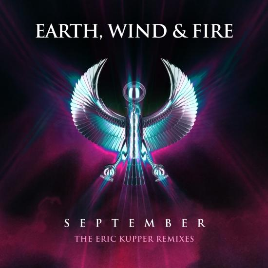 Earth, Wind & Fire – September (The Eric Kupper Remix)