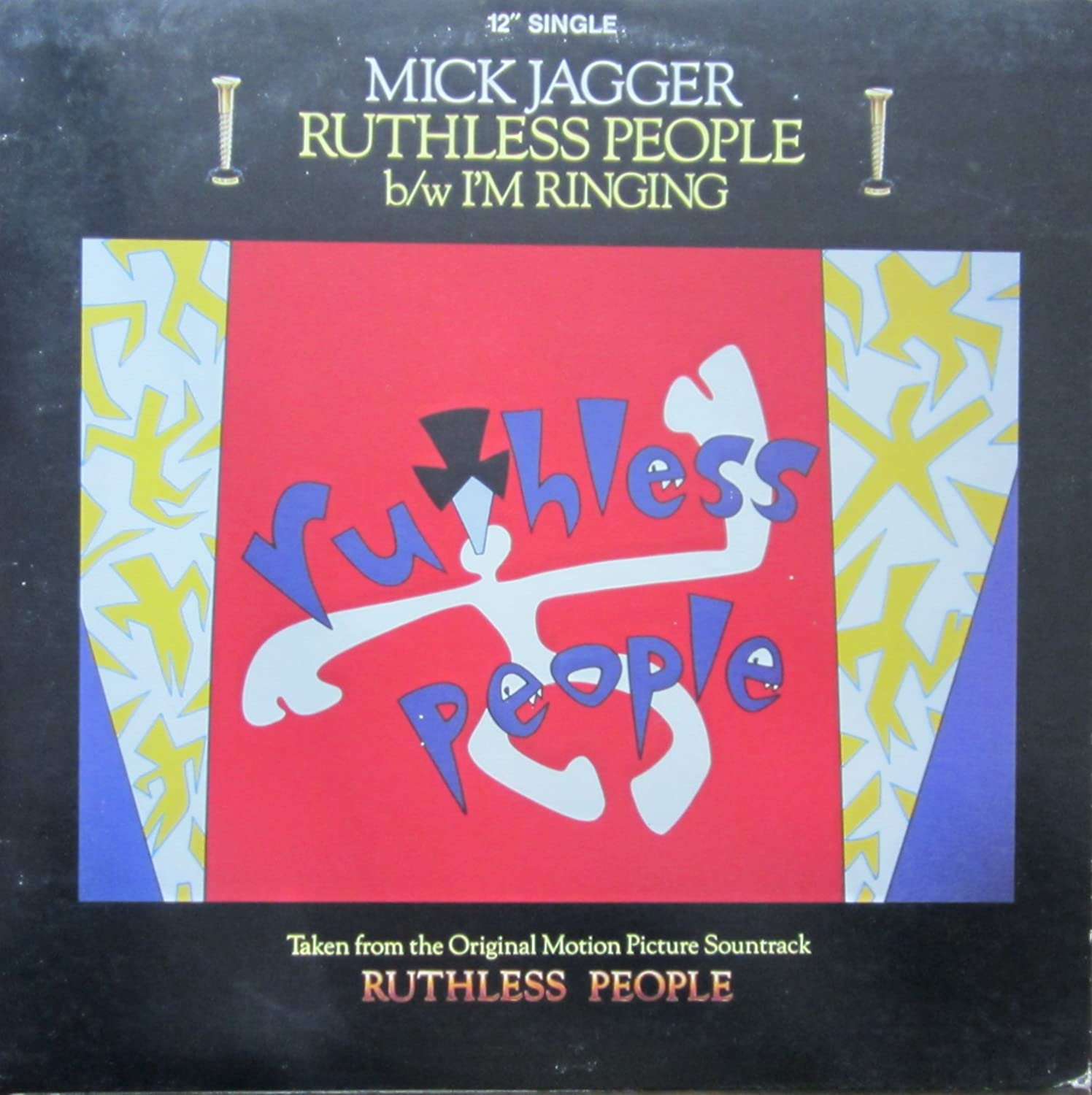 Mick Jagger – Ruthless People (12″ Version)