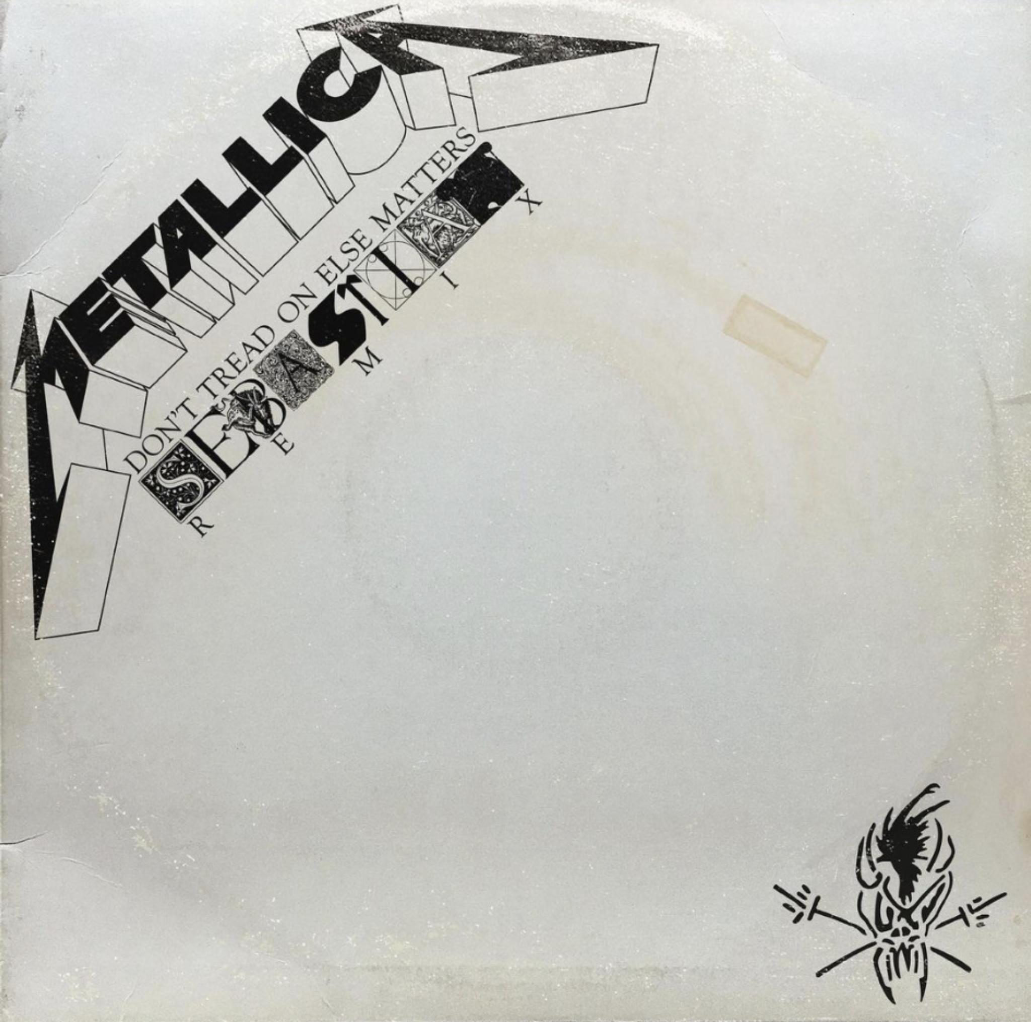 Metallica x SebastiAn – Don't Tread Or Else Matters